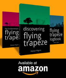 Flying Trapeze Books by Alastair Pilgrim, available on Amazon.