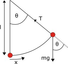 Modelling as simple harmonic motion